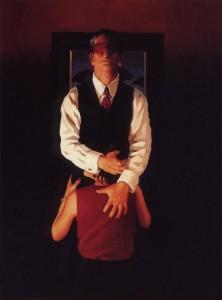 O erotismo masculino não espera, não deseja trabalho