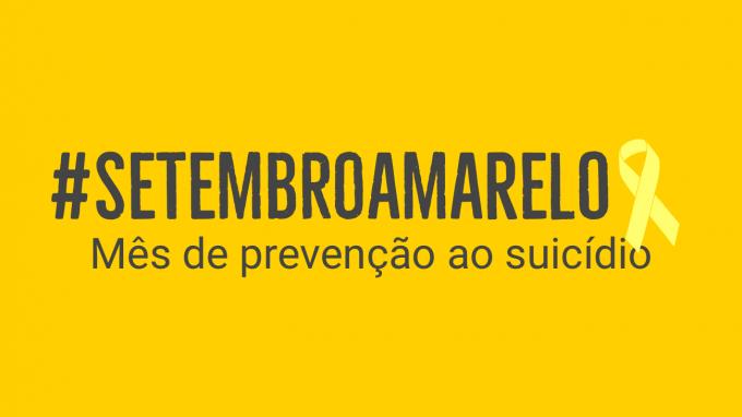 Psico.Online - Setembro Amarelo - Campanha de Conscientização a Prevenção do Suicídio