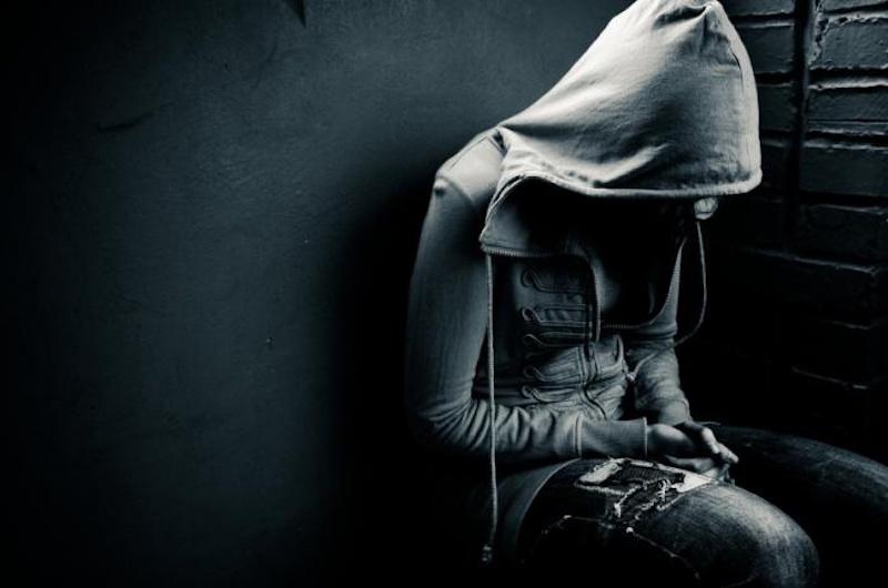 vontade de morrer, vontade de sumir, pessoa triste